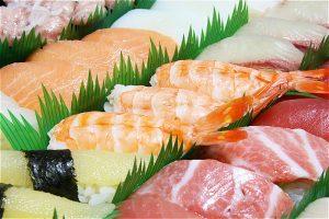 寿司の写真